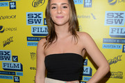 Addison Timlin Crop Top