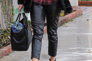 Kate Walsh Leather Pants