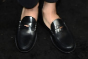 Zoe Kravitz Penny Loafers
