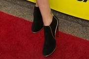 Charlize Theron Ankle Boots