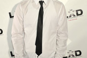 Chris Scott Narrow Solid Tie
