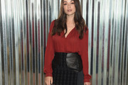 Crystal Reed Tunic