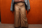 Uzo Aduba Wide Leg Pants