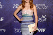 Rachelle Lefevre Bandage Dress