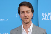 Edward Norton Short Side Part