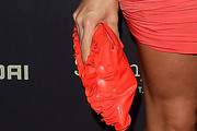 Ricki Lee Coulter Leather Clutch
