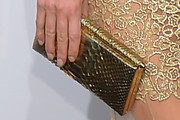 Hofit Golan Metallic Clutch