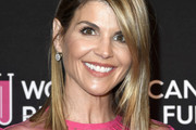Lori Loughlin Medium Straight Cut