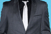 Gale Harold Classic Solid Tie