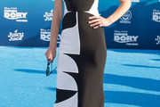 Portia de Rossi Print Dress