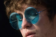 Andrew VanWyngarden Oversized Sunglasses