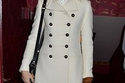 Fiona Bruce Wool Coat