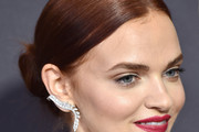 Madeline Brewer Classic Bun