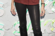 Devon Windsor Leather Pants