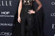 Kate Beckinsale Jumpsuit