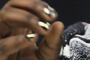 Misha B Metallic Nail Polish