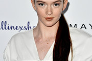 Larsen Thompson Ponytail