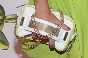 Tinsley Mortimer Chain Strap Bag