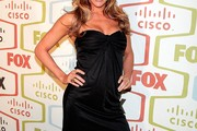 Ayda Field Little Black Dress