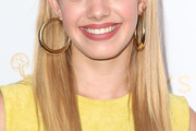 Sadie Calvano Long Straight Cut
