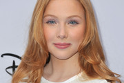 Molly Quinn Long Wavy Cut