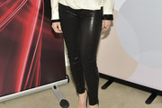 Felicity Huffman Leather Pants