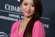 Brenda Song Long Straight Cut