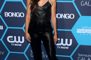 Marie Avgeropoulos Jumpsuit