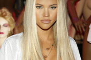Sofia Richie Long Straight Cut