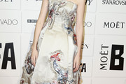 Agyness Deyn Strapless Dress