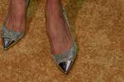 Yolanda Hadid Evening Pumps