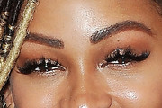 Meagan Good False Eyelashes