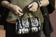 Catherine Deneuve Sequined Purse