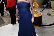 Kate Mulgrew Evening Dress