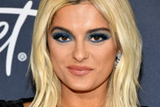 Bebe Rexha Medium Layered Cut