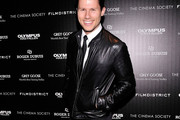 Jason Dundas Leather Jacket