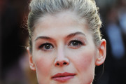 Rosamund Pike French Twist