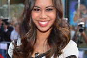 Ashley Argota Long Wavy Cut