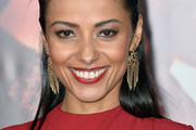 Meta Golding Half Up Half Down
