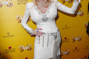 Dolly Parton Beaded Dress