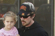 Christian Bale Team Baseball Cap