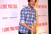 Hamish Blake Button Down Shirt