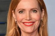 Leslie Mann Long Straight Cut