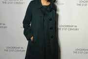Ann Curry Evening Coat