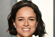 Michelle Rodriguez Short Wavy Cut