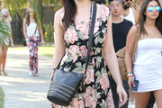 Daisy Lowe Leather Shoulder Bag