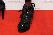 Grace Jones Ankle Boots
