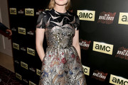 Sarah Bolger Print Dress