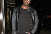 Bobby Brown Leather Jacket