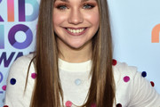 Maddie Ziegler Long Straight Cut